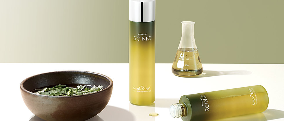 Scinic, Single Origin First treatment essence (mugwort abstract 100%)150ml
