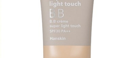 Hanskin, Super light touch B.B (natural) 30g 30++