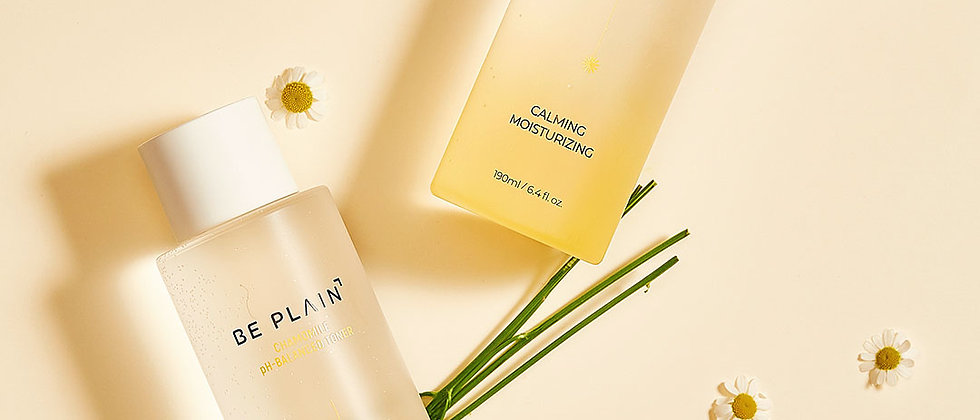 Beplain, pH 5.5 Camomile (80.2%) pH-balanced Toner 190ml