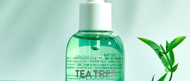 Aromatica, Teatree Green Oil (Anti-blemish) 30ml