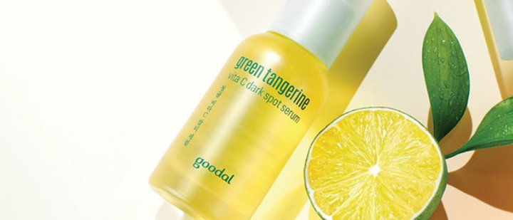 goodal, Green Tangerine Dark Spot Serum 30ml (no-case)