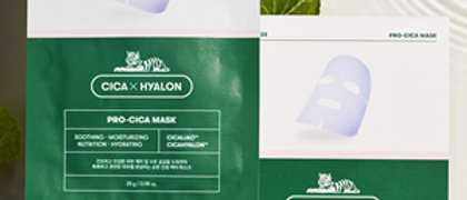 VT, Cica Mask Pack 25g x 10EA (1 box))