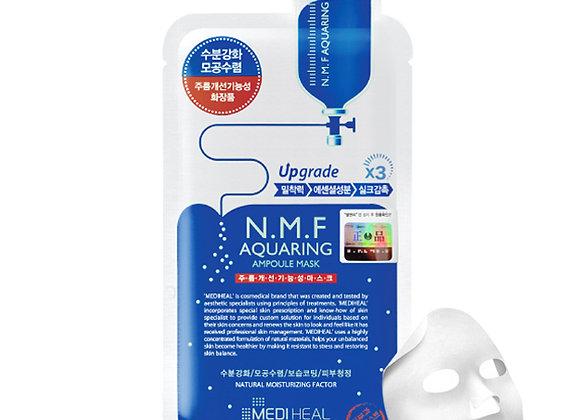 MEDIHEAL N.M.F Aquaring Ampoule Mask EX 27ml x 10ea (1 box)