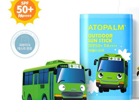Atopalm, Outdoor Sun Stick 50++++ 20g