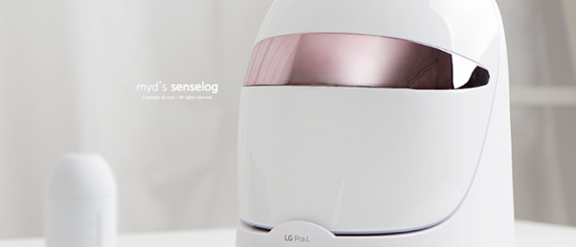 LG Pra.l Derma LED Mask