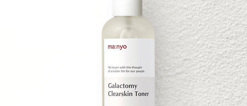 ma:nyo, Galactomy Clear Skin Toner (AHA) 150ml