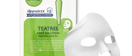 Mediheal, Teatree Care Solution Essential Mask 24ml x 10E