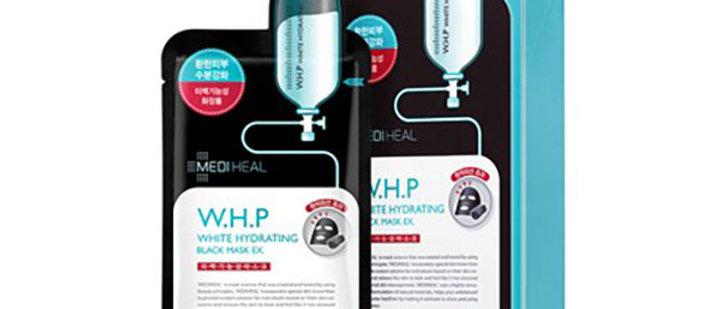Mediheal, W.H.P Whiten Hydrated black mask 25ml x 10ea (1 box)