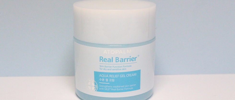 Realbarrier, Aqua Relief Gel Cream 50ml