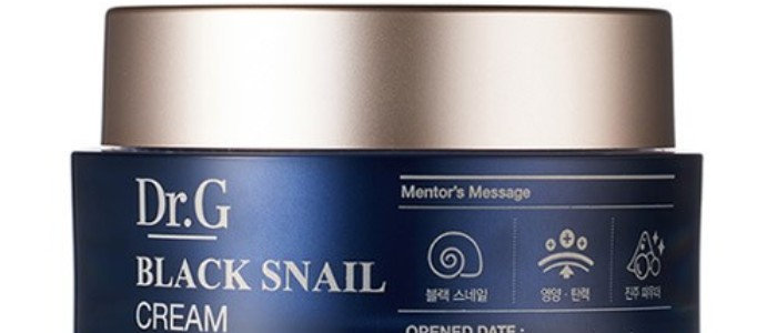 Dr.G, Black Snail (20%+Perl Powder) Cream 50ml