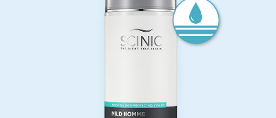 Scinic Homme, Low pH Treatment