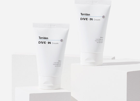 Torriden, Low Molecule Hyaluronic Cream (Hydro Barrier) 80ml