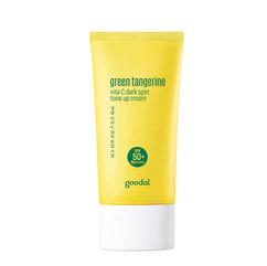 [40EA] goodal, Green Tangerine VitaC Spot Toneup Cream 50++++