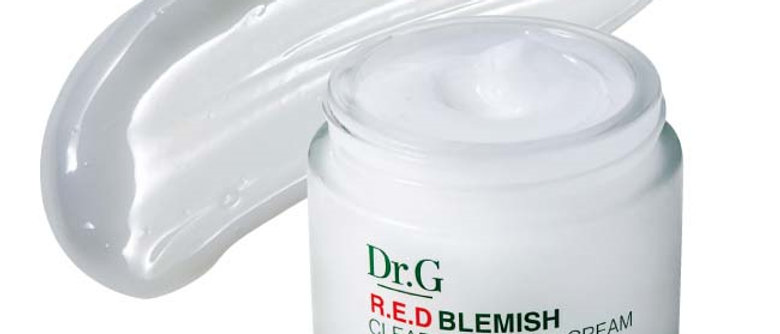 Dr G, Red Blemish Soothing Cream 70ml