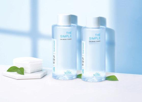 SCINIC The Simple pH5.5 Calming Toner 145ml