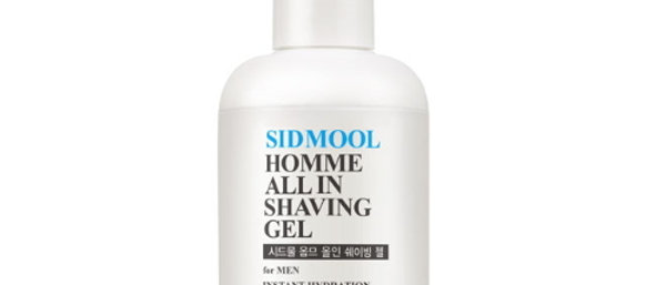 Sidmool, All-In Shaving Gel