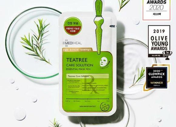 MEDIHEAL Teatree Care Solution Essential Mask REX 24ml x 10EA