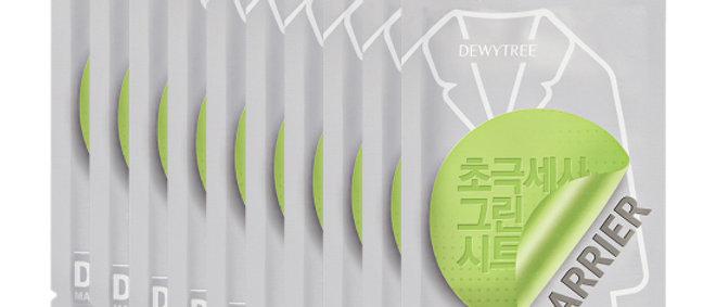 DewyTree, Barrier Deep Mask 27g x 1EA