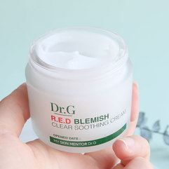 [30EA] Dr.G, Blemish Clear Soothing Cream 50ml