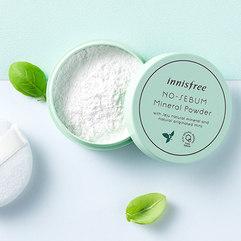 [100EA] innisfree, no-sebum powder 5g