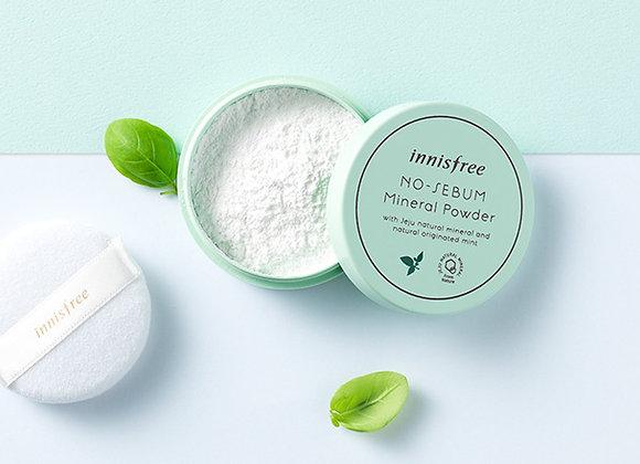 innisfree No-Sebum Mineral Powder 5g