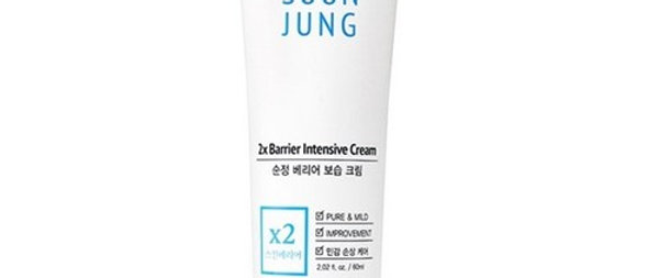 Etude, Soonjung 2x Barrier Intensive Cream 60ml