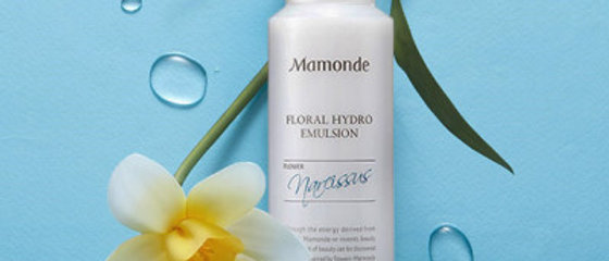 Mamonde, Floral (Narcissus 67%, low-molecular Hyaluronic) Emulsion 150ml