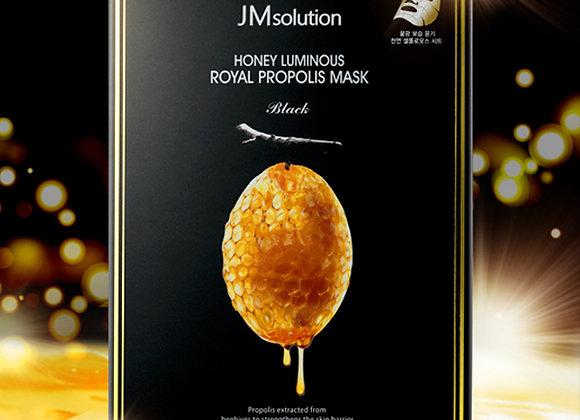 JMsolution Honey Luminous Royal Propolis Mask 30mlx10ea