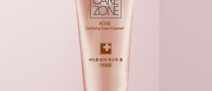 Carezone, Acne Clarifying Foam Cleanser 130ml