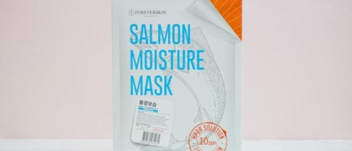 ForeverSkin, Salmon Moisture Mask 25g x10ea