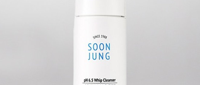 Etude, Soojung pH6.5 Whip Cleanser 150ml