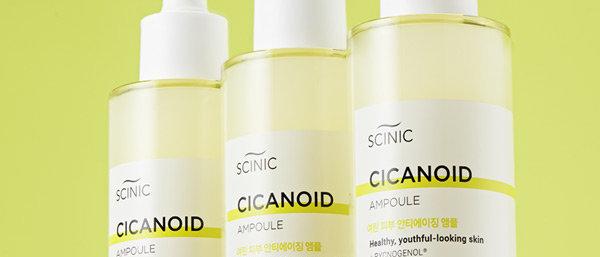 Scinic, Cicanoid Anti-aging Ampoule 50ml