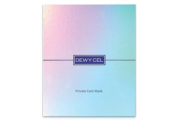 DEWYCEL Private Care Mask 3 steps x 5ea