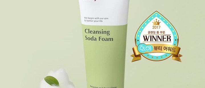 Ma:nyo, Cleansing Soda Foam 150ml