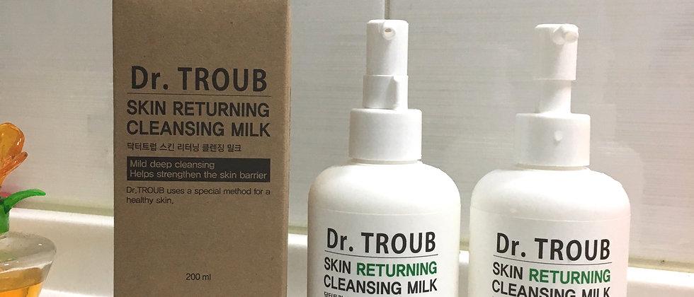 Sidmool, Dr. Troub Skin returning cleansing milk 200ml