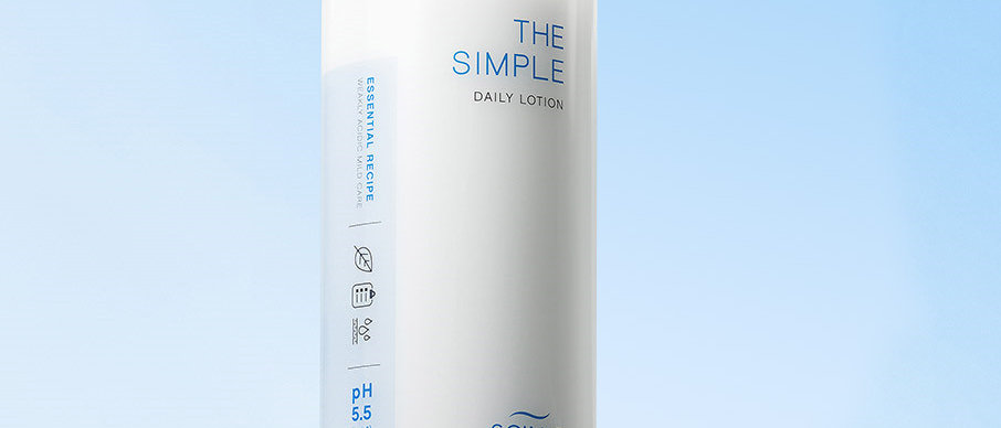 Scinic, The Simple Daily Lotion 145ml