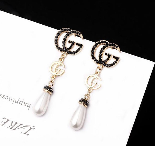 GUCCI women pendant earrings