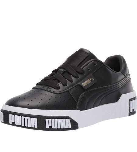 Cali bold black and white PUMA