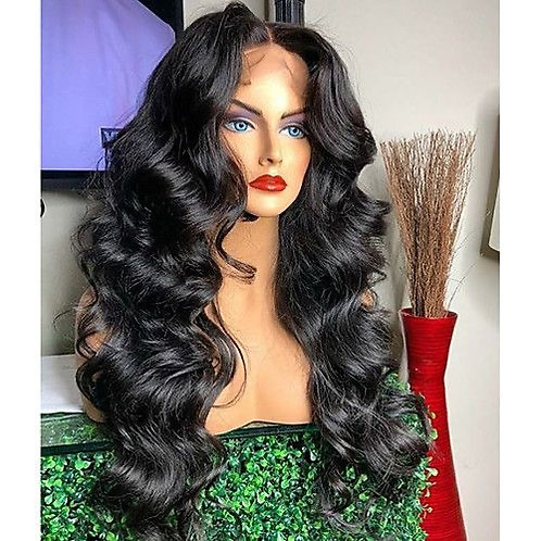 Willa glueless wig Brazilian Hair 100% human hair