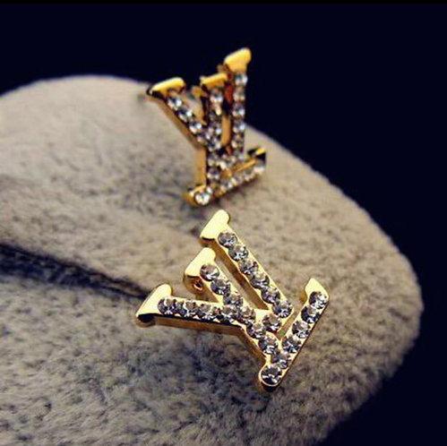LV Louis Vuitton earring jewelry