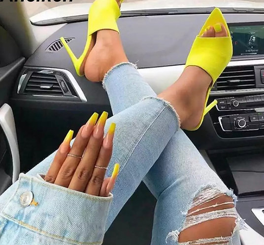 2019 Summer New Shoes Woman