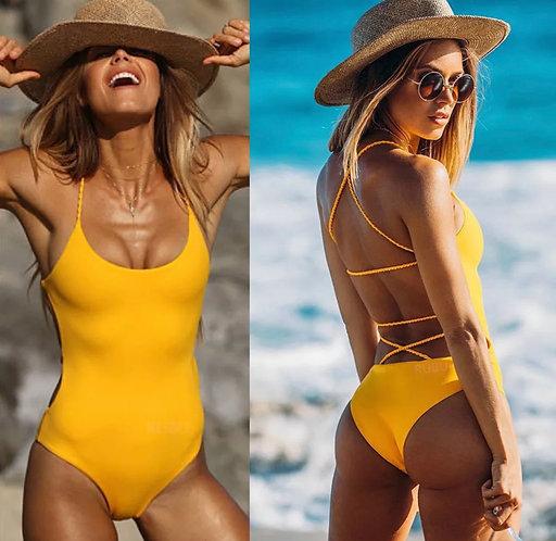 Sexy bikini one piece