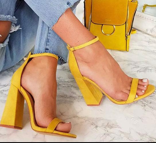 Summer Women Sandals Peep-toe
