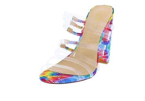 Emelina1 Multi Women's Heel