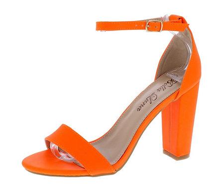Sandra01 Neon Women's Heel
