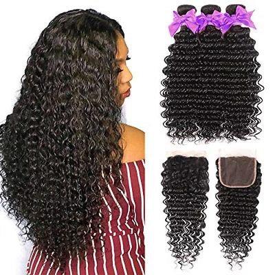 100 % Brazilian virgin Remy hair