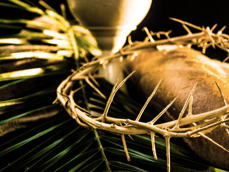 Passion Week Meditation - Monday, Pastor Brad Nelson