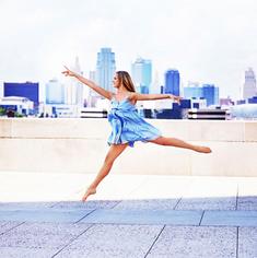 12 & Over, Kelly Knief, Eudora KS, Action photo winner
