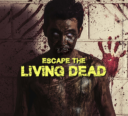 Kansas city escape rooms escape the living dead - Leave you dead in the living room ...