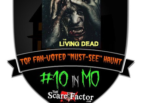 The Living Dead - Top 10 in Missouri